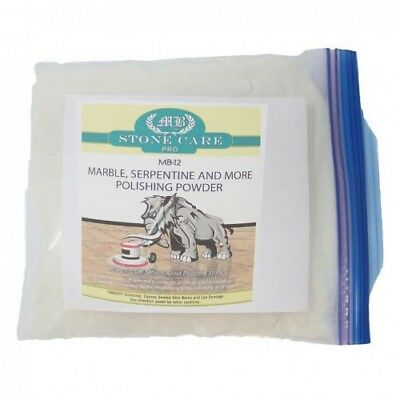 MB-12 1 Lb. Stone Polishing Powder for Marble
