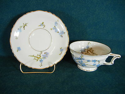 Haviland France Montmery Cup and Saucer Set(s)