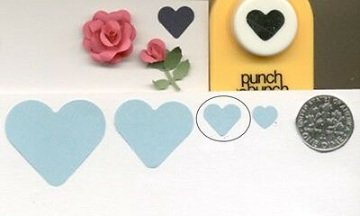 Small Heart Shape Paper Punch by Punch Bunch Quilling-Scrapbook-Cardmaking