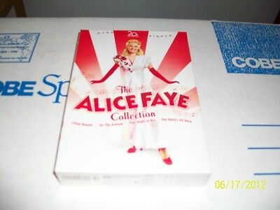 THE ALICE FAYE COLLECTION BOXED SET BRAND NEW & FACTORY SEALED!!!!!!!!!!!!!!!!!!