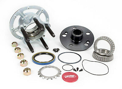 "Winters Imca Rear Hub Kit 5On5 Bolt Circle Steel Drive Plate 2-1/2""gn Pn#2255C-P"