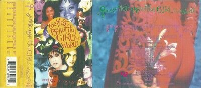 Prince - The Most Beautiful Girl In The World - Cassette Tape Single