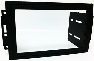 Double Din Install Stereo Faceplate P1595DD PONTIAC Radio DASH KIT