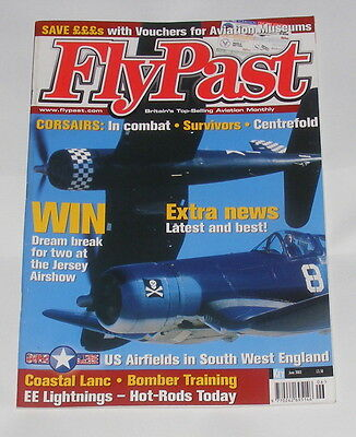 Flypast Magazine June 2003 - Corsairs: In Combat