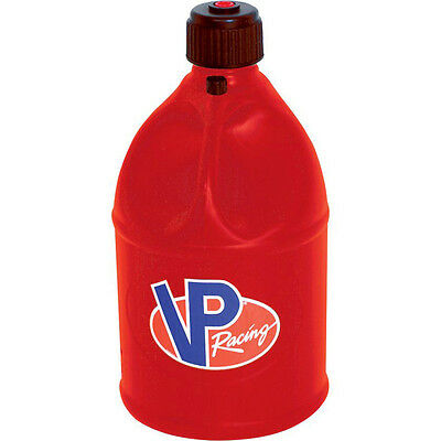 Vp Fuel Jug Can Utility 5-Gallon Red Round Racing Water Motorsport Container