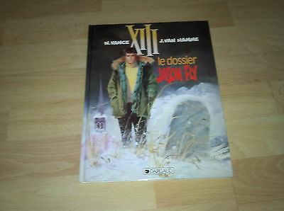 Xiii Tome 6 Le Dossier Jason Fly
