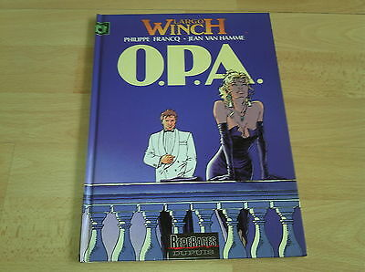 Largo Winch Tome 3 O.p.a
