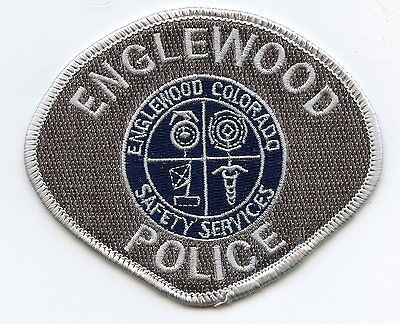 Englewood Colorado Co Police Patch