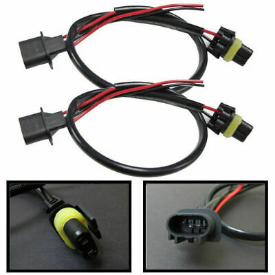 H13 9008 Wire Harness for HID ballast to stock socket for HID Conversion Kit