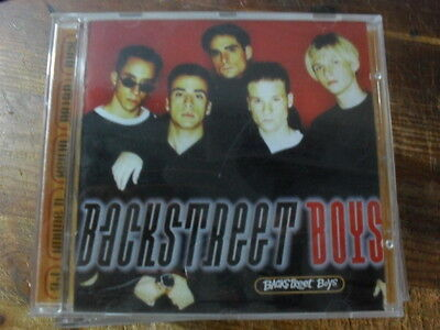 "Backstreet Boys  ""backstreet Boys""  Cd"