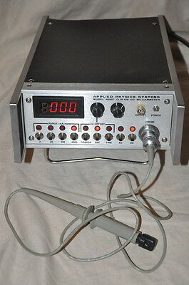 Applied Physics/HP Agilent 428C DC Clip-on Milliammeter