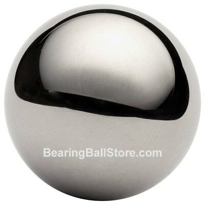 "Ten 5/8"" Chrome steel bearing balls precision grade 25"