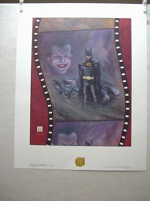 Bob Kane: Batman: Now...The Legend (limited/numbered) (Canada)