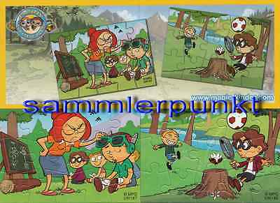 Beide FUNNY STUDENTS 2 Puzzle + 2 BPZ