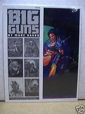 Marc Sasso: Big Guns Portfolio (USA)
