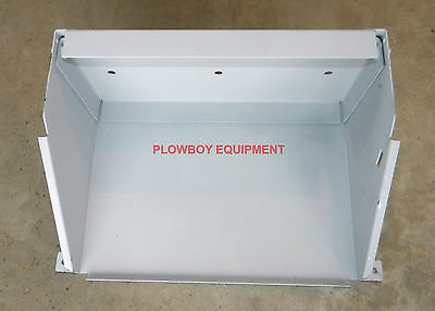 108016A BATTERY BOX for WHITE Mps Moline MM Tractor 2-62 2-70 2-78 4-78 G750