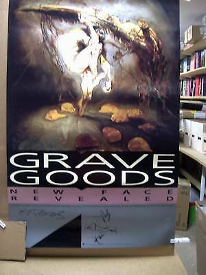 Keith Williams: Grave Goods Print (signed, limited) (USA)