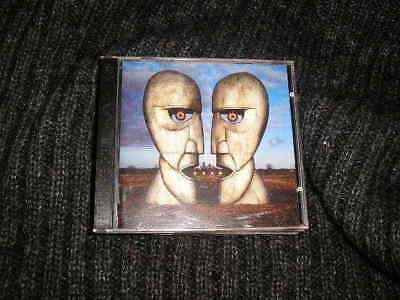 CD Pop Pink Floyd The Division Bell EMI