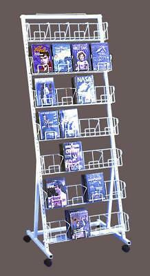 DVD Display Rack for TRADE Show Store holding 168 DVD