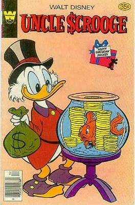 Uncle Scrooge # 159 (Barks) (USA, 1978)