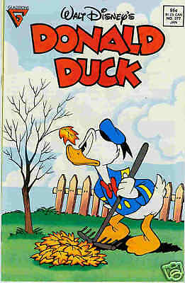 Donald Duck # 277 (Barks) (USA, 1990)