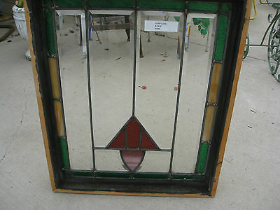 Antique Stain Glass 1900-1940