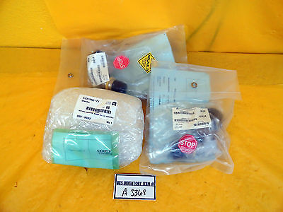 AMAT Applied Materials 0050-99362 Water Manifold Return Adapter Kit Lot of 3 New