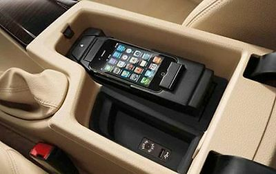 BMW Snap In Adapter Music Apple iPhone 4 4s Bluetooth