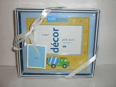 CUDLIE Decor Play Zone First Photo /& Birth Announcement New In Box