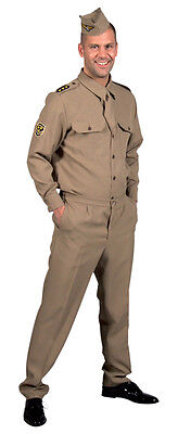 Deluxe 40's Army Uniform  / GI Elvis