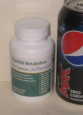 JuvenonYouthful Metabolism: Hope for your aging metabolism (60 capsules)