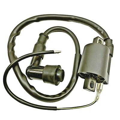NEW IGNITION COIL 1987-1989 SUZUKI LT300E QUADRUNNER 87 88 89 LT 300E 300