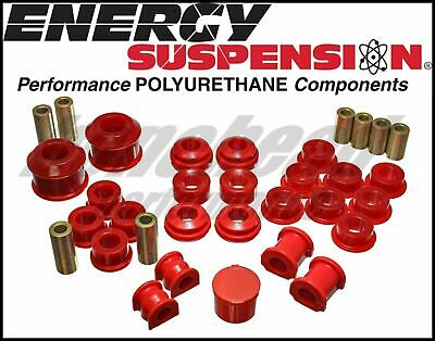 Energy Suspension 16.18111R Complete Master Bushing Kit 2002-2006 Acura  RSX