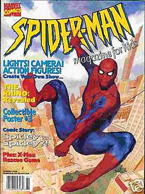 Spiderman Magazine Spring 1996 (USA)