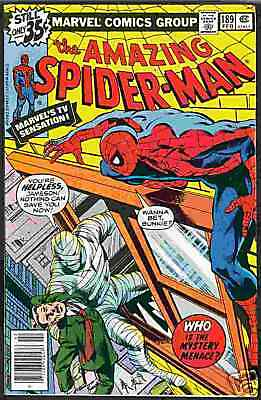 Amazing Spiderman # 189 (John Byrne) (USA,1979)