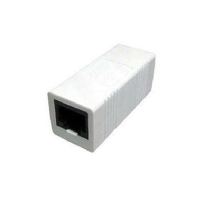RJ45 CAT5e Straight Cable Coupler / LAN adapter ethernet cable extender
