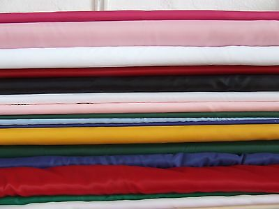 Anti Static Dress Lining fabric all colours per metre