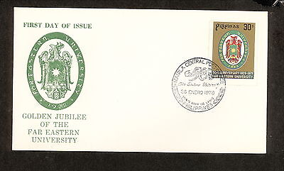 WC5397 1978 Philippines First Day Cover