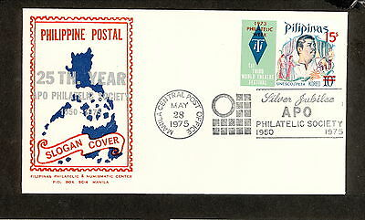 WC5440 1975 Philippines First Day Cover