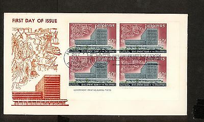 WC5445 1969 Philippines First Day Cover