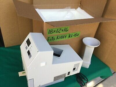KIRBY LESTER KL-15e BOX-SHIP YOUR KIRBY IN SPECIALLY SIZED,FOAM-LINED,FITTED BOX