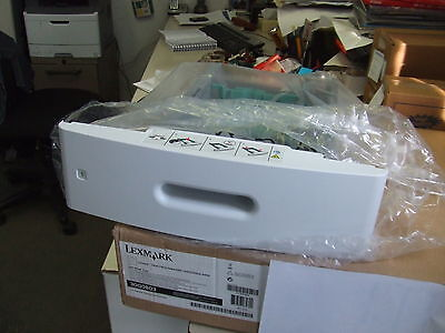 Lexmark 550 Sheet Tray  30G0803 For T650, T652 and T654 Series Printers