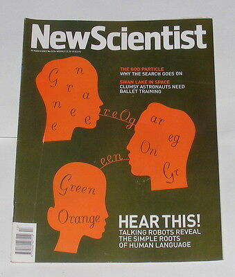New Scientist Magazine 30Th March 2002 - Hear This!