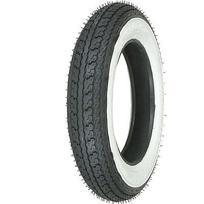 Two White Wall Scooter Tires Pimp Your Ride! Set Of 2 10 In 3.00-10 3.50-10