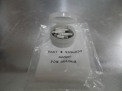 Lot Of (5) New Nordson 939683A Fast Acting Fuse 6.30A 6.30 Amp A 939683 A