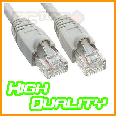 3 Ft Feet CAT6 Cat 6 RJ45 High Speed Snagless Ethernet LAN Network Patch Cable