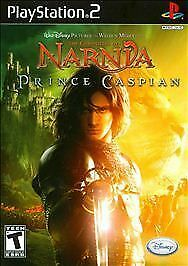 Disney The Chronicles of Narnia: Prince Caspian PlayStation 2, 2008 PS2