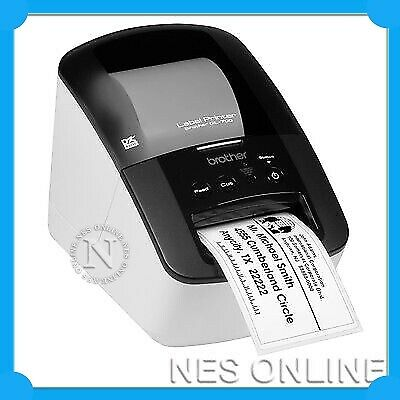 Brother QL-700 Professional Label Printer DK DIE-CUT PAPER LABELLER & TAPE QL700