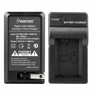 Battery Charger For Sony NP-FW50 Nex-3 Nex-5 Nex-5C NEX-5N NEX-7 NEX-C3 NEX-5R