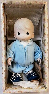 Precious Moments Timmy Porcelain Doll E-5397